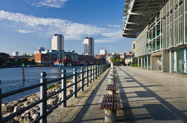 Banks of the River Wear, Sunderland